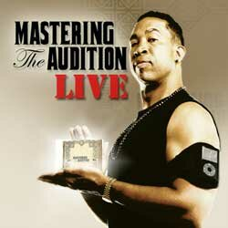 Mastering the Audition CD cover